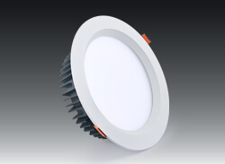 Die-cast LED downlight